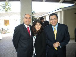 Dr. Federico Subervi, Margarita Quihuis & Robert Rodriguez